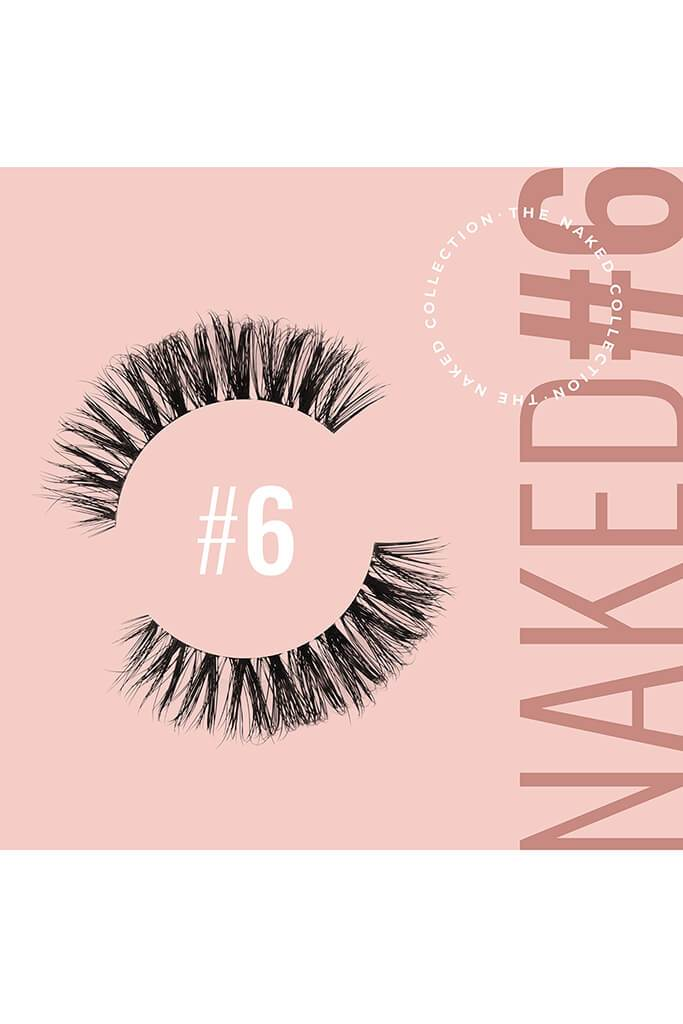 LAND OF LASHES FAUX MINK CRUELTY FREE LASHES NAKED COLLECTION #6