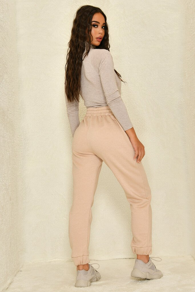 Sand Tie Front Joggers view 4