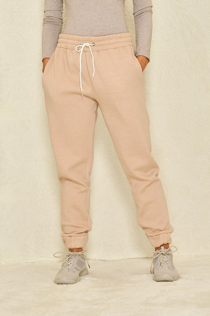 Sand Tie Front Joggers view 2