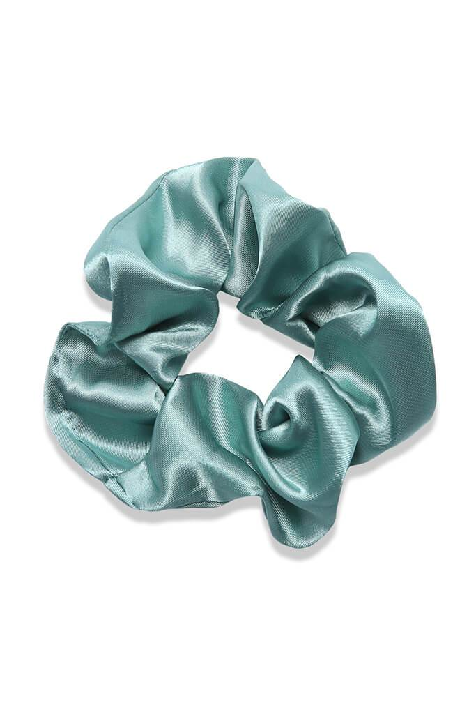 Multi 3 Pack Satin Scrunchies view 3