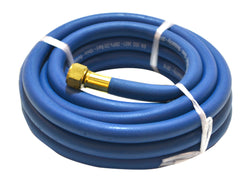 10MM 5MTR 3/8 FITTED BLUE HOSE