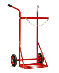 PROPANE SINGLE BOTTLE TROLLEY