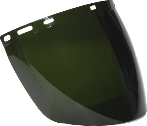 SHADE 5 UNCOATED VISOR