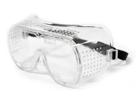 CLEAR GOGGLES EN166 INDIRECT