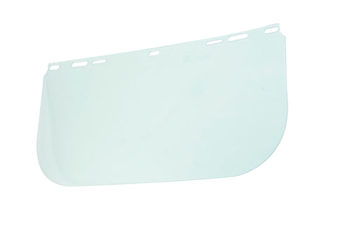 CLEAR VISOR 8IN