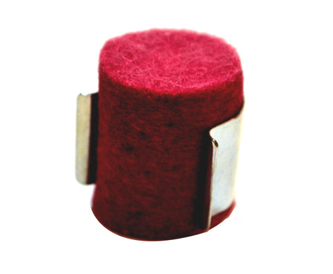 WIRE KLEENER PADS (RED PAD) PK 6