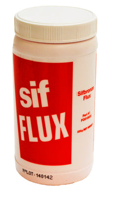 SIFBRONZE 225G JAR FLUX