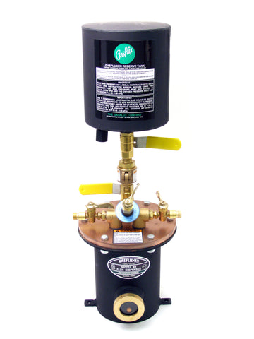 GASFLUXER - MODEL 69-D MM