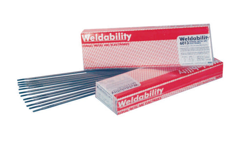 WELDABILITY 6013 2.0MM 5.0KG