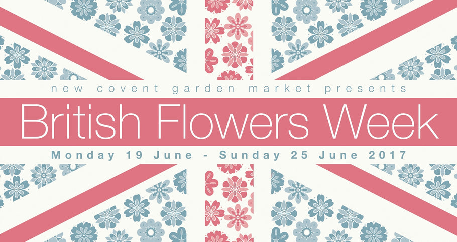 Celebrate British Flowers Week