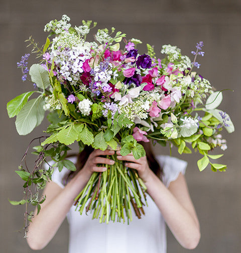 PiP chats British wedding flowers with Young Blooms