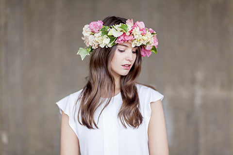 Flower Crown for British Flowers Week