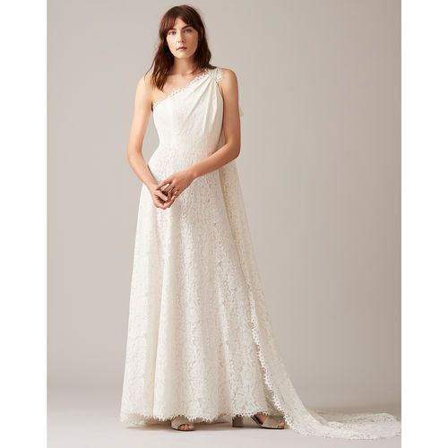 Whistles Assymetric Juliet Wedding Dress