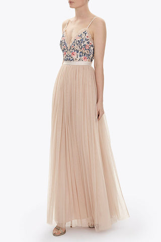 Needle and Thread Whisper Maxi for your bridesmaid
