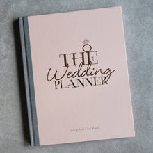 Fabulous Wedding Planning notebook