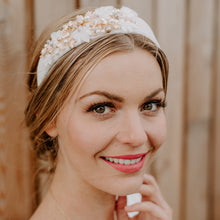 embellished bride hair band crown