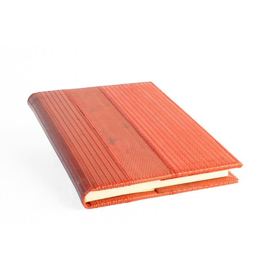 Fire-Hose Notebook