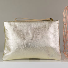 Gold clutch bag for your bridesmaids