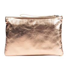 Rose Gold Clutch bag for Bride or Bridesmaid