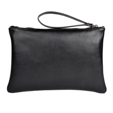 Black bridesmaid handbag