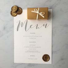 Chocolate wax seals wedding favours