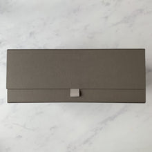 gift box in grey