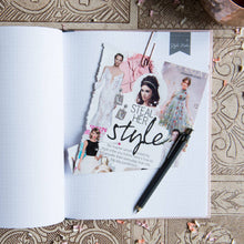 Keep all your wedding notes and ideas in one handy notebook