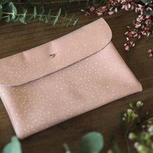 Blush pink Bridesmaid clutch bag