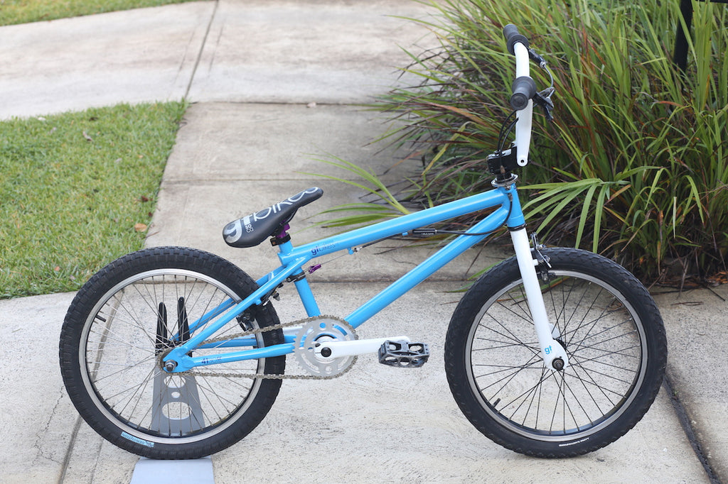 How to read GT serial numbers for mid-school and new-school BMX bikes