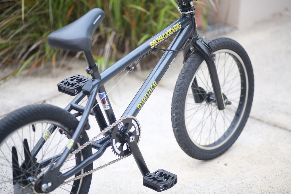 Mongoose BMX serial numbers 1