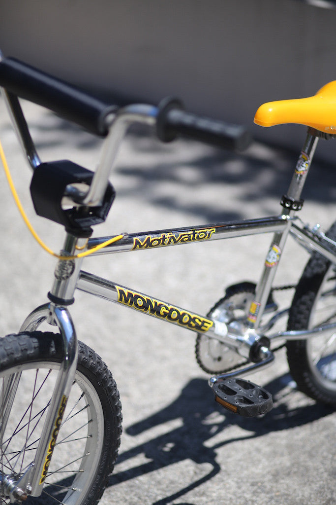Mongoose BMX serial numbers 2