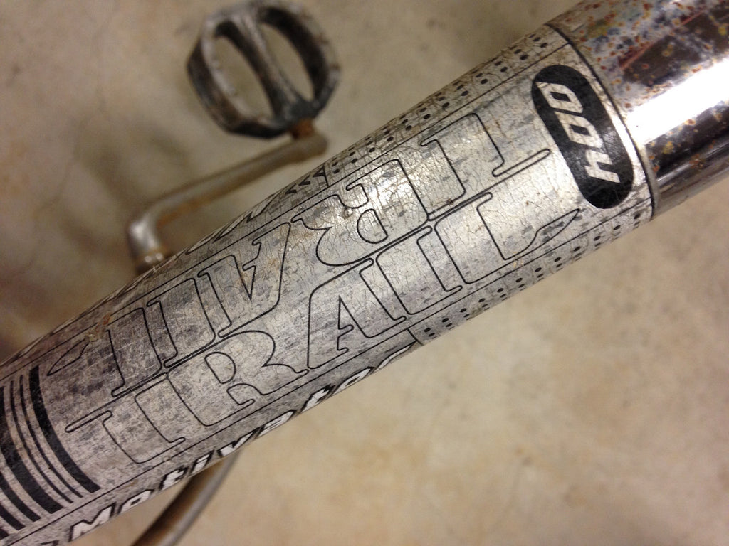 Mongoose BMX serial numbers 5