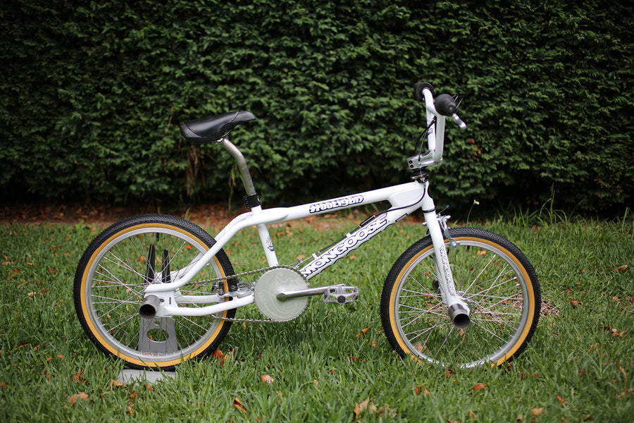 1998 Mongoose Hoologan BMX restored complete