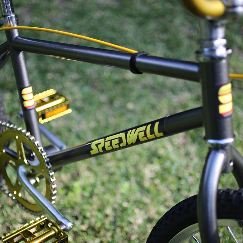 1985 Speedwell decal set BMX 3