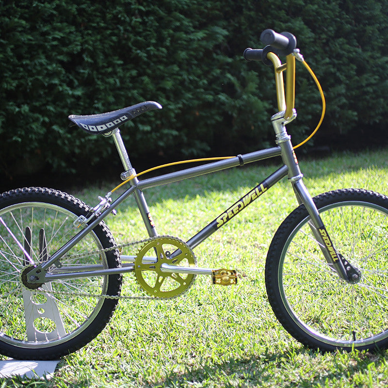 1985 Speedwell decal set BMX 1