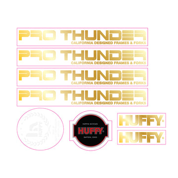 Huffy-81-Pro-Thunder-16-bmx-decals-G-GER