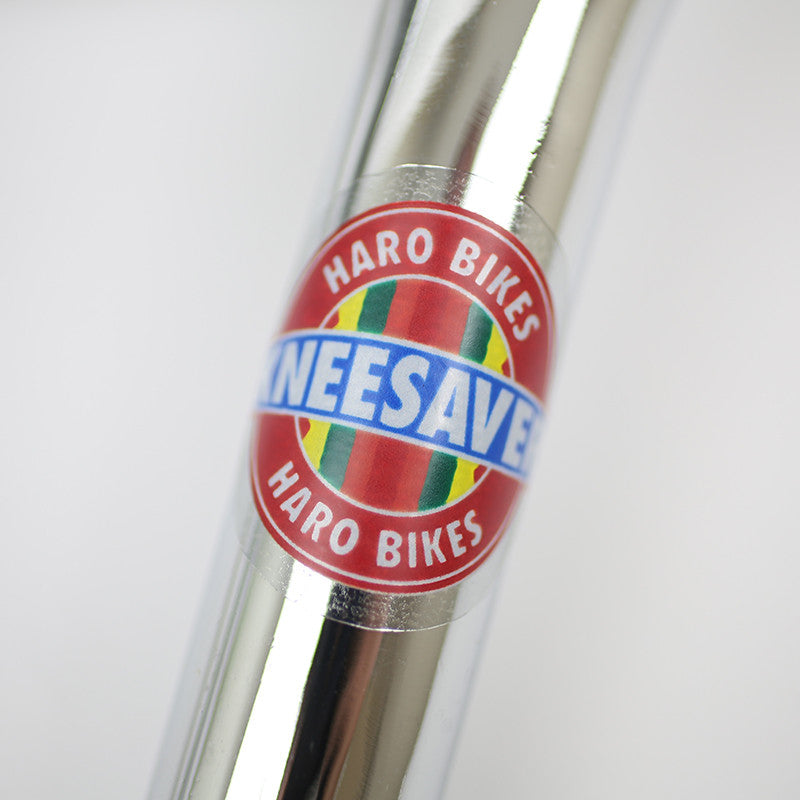 Haro Kneesaver handlebar decal 'Lifesaver' design image-5
