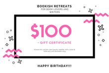 Happy Birthday e-Gift Certificate In Pink