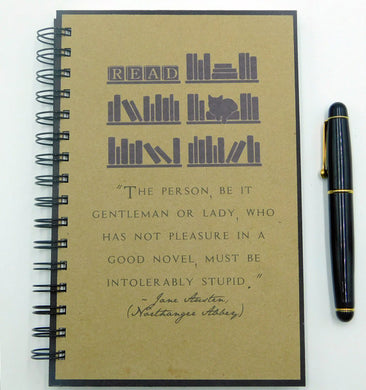 Jane Austen's Northanger Abbey Quote Journal