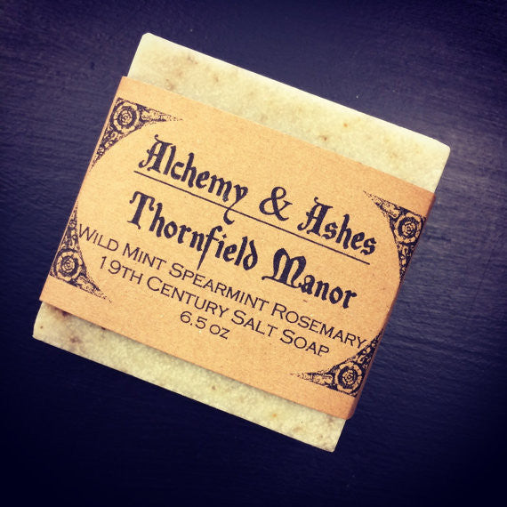 Jane Eyre's Wuthering Heights-Inspired Soap