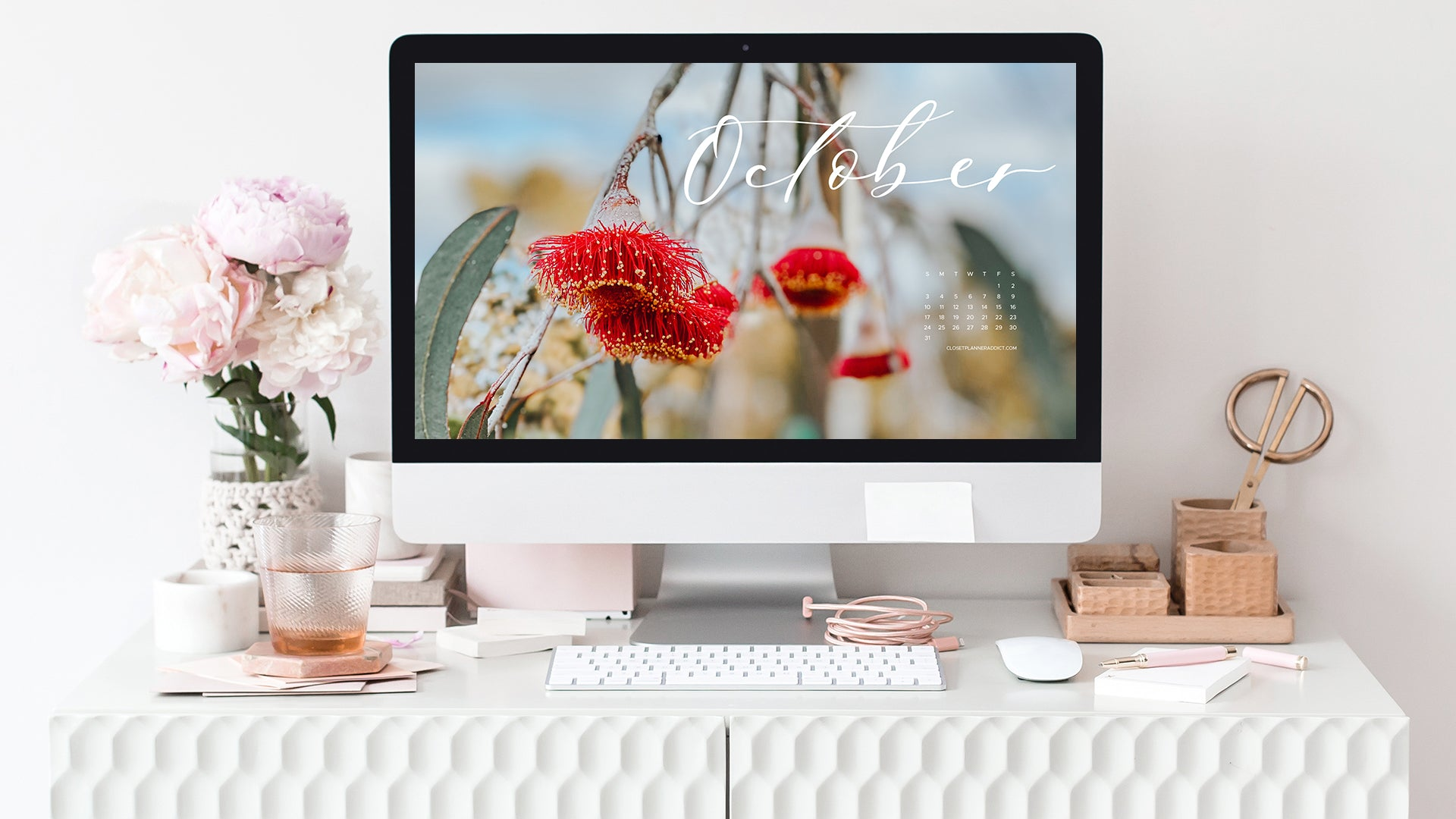 Free Download October 2021 Wallpapers by Closet Planner Addict