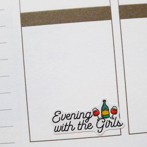 Appointments and Dates Planner Stickers (S-195)