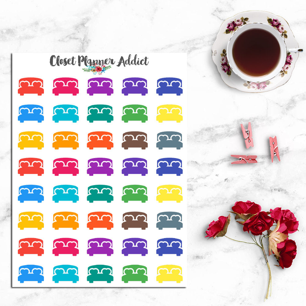 Sexy Time Planner Stickers (I-076)