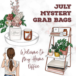 July 2020 Mystery Grab Bag
