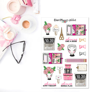 Planner Goodies Planner Stickers (MGB-MAY18)