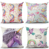 Unicorn Pillow Covers