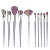 Royal Unicorn Brush Set - 10 pcs