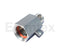 EA8004, Reaction Tube Connector, Stainless Steel, Flash, 18 to 2mm tube, 35008433