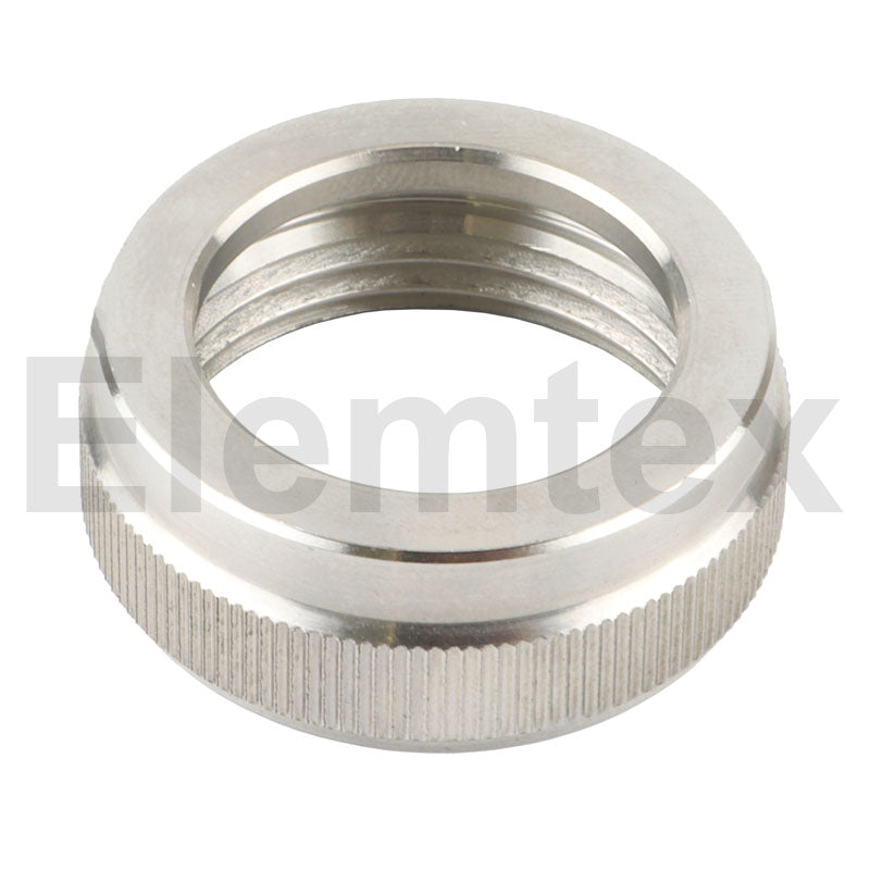EA8101, Retaining Nut, stainless steel, 32mm