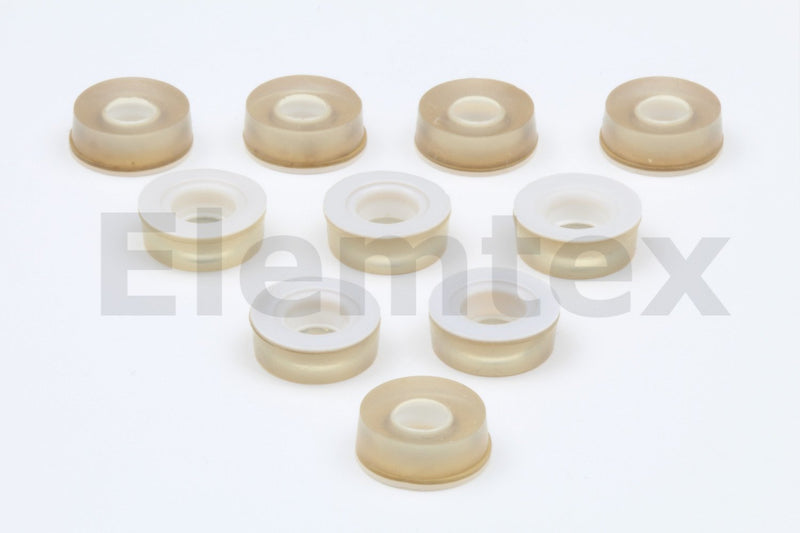 OR31221, Seals Silicone/PTFE for threaded scrubbers GL14 Schott type SC1410